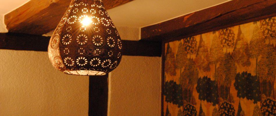 Couronne - Lampe étoile 01